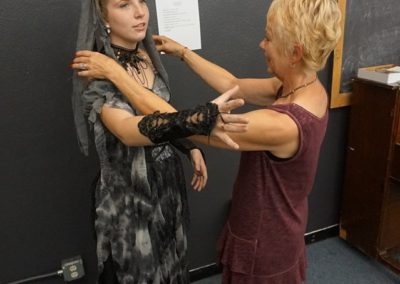 Costume Fitting 3