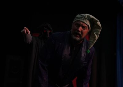 Rehearsal Scrooge