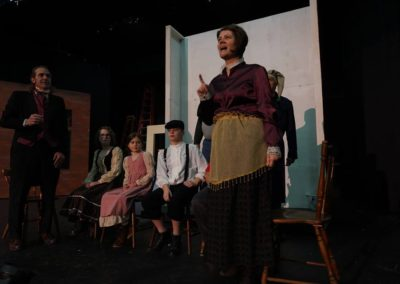rehearsal mrs cratchit